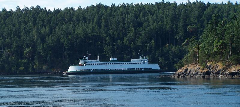 whidbey ferry