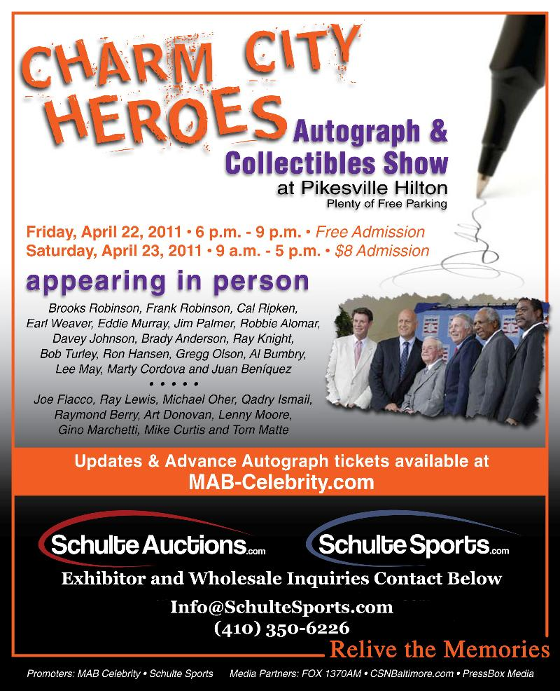 Charm City heroes Exhibitor and Wholesale Banner