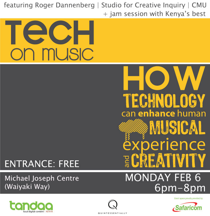 Tech on Music with Roger Dannenberg