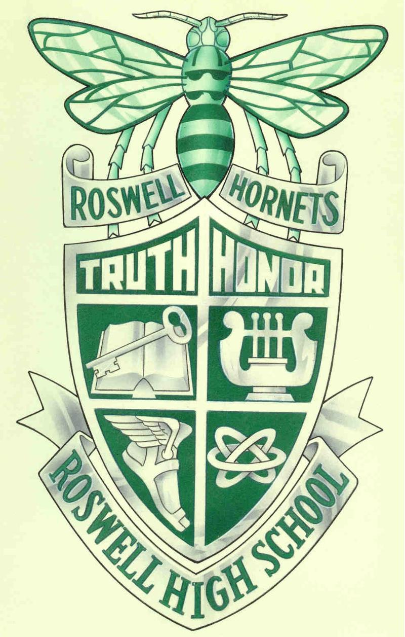 Roswell High Crest
