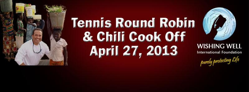 Cook off banner