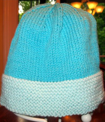 Knitting 101 Summer Hat