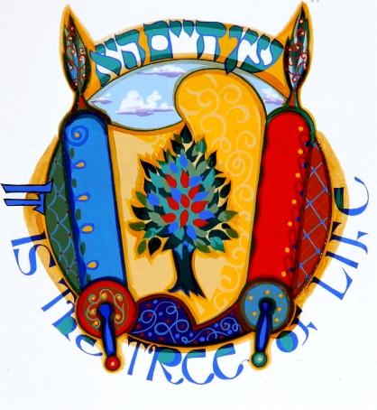 Torah and tree of life
