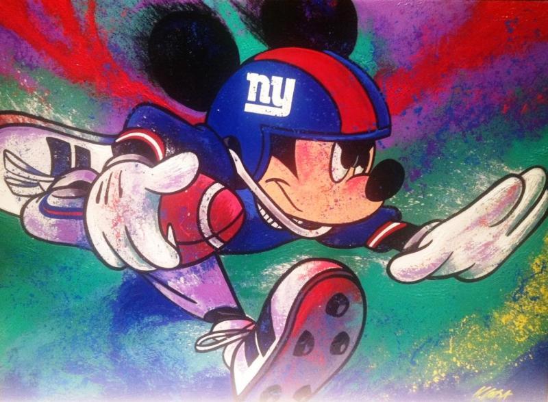 Mickey Giants