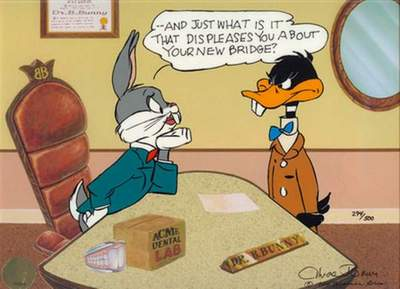 Daffy Dentistry