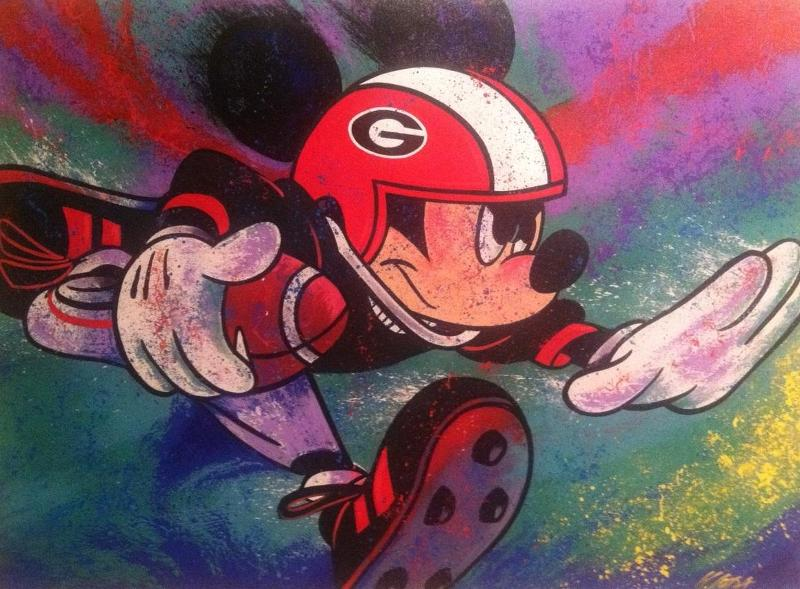 Mickey Georgia