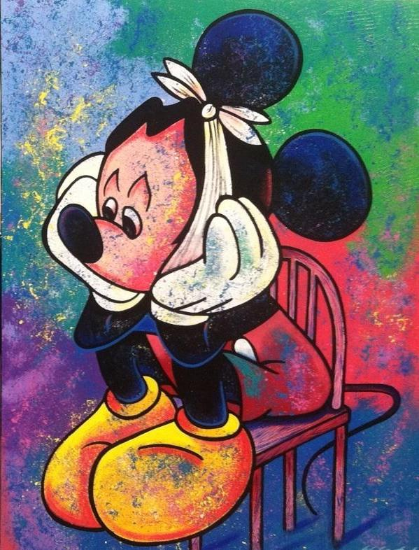 Mickey Toothache
