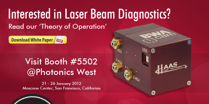 Laser Beam Diagnostics