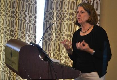 Janet Lowder Speaking
