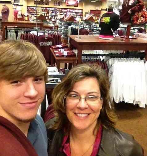 Lisa and Grayson