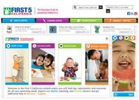 New First 5 California Parents' Website