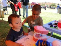 Marine Family Day at Camp Pendleton