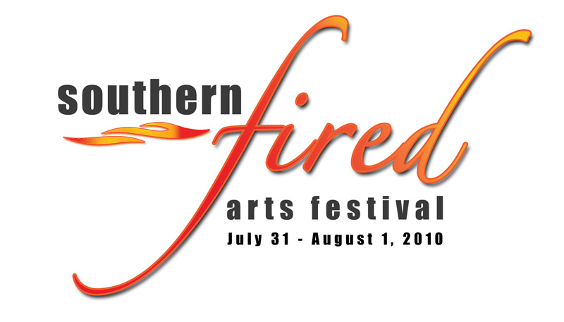 southern fired arts logo
