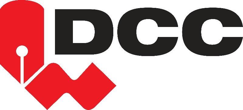 Logo de DCC