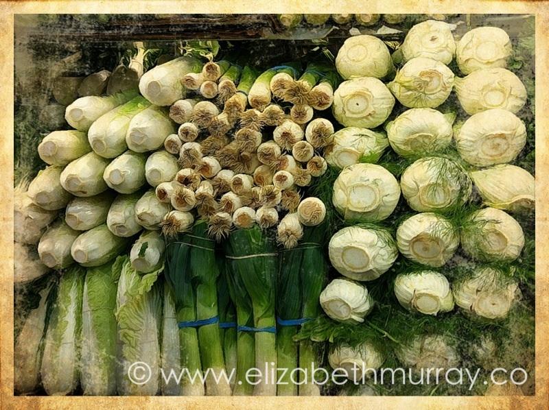 White Veggies