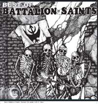 Battalion of Saints Album Front