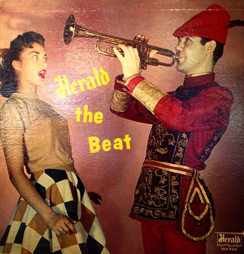 Herald the beat