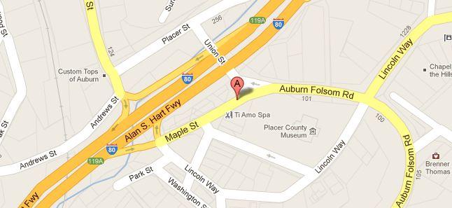 Auburn office image