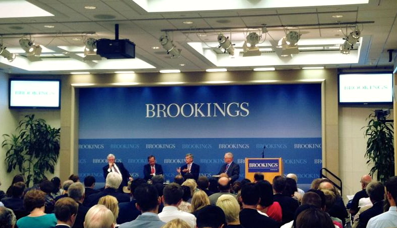 Brookings, USAID/EUROPE