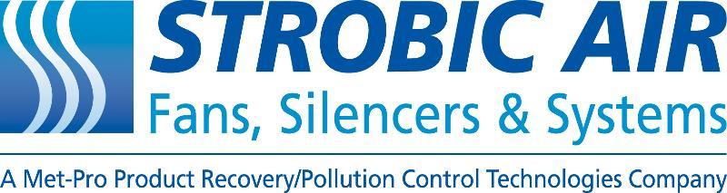 Strobic Air Logo