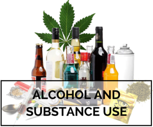 Alcohol and  Substance Use