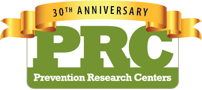 Official CDC Prevention Research Centers logo
