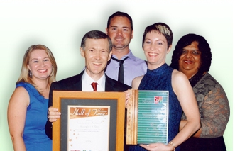 Business Achievers Award Winners for Excellence in quality and service