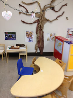 Toddler Room at Bayview
