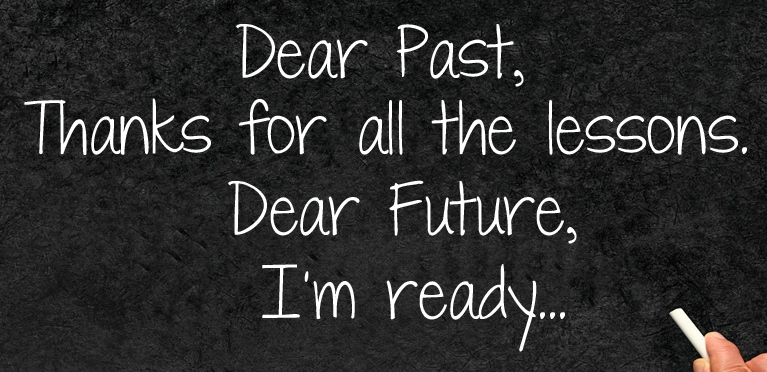 Dear Past, Dear Future