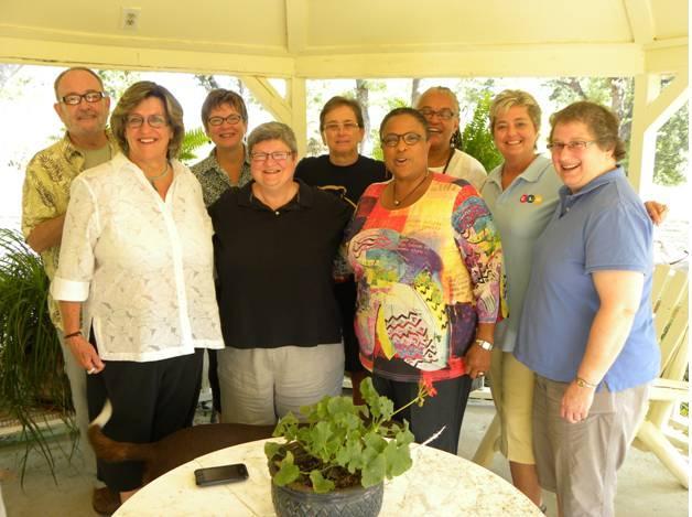 The MCC Senior Leadership Team (SLT)
