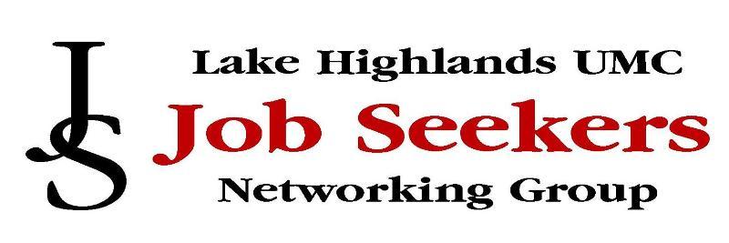 Job Seekers ~ Ministry