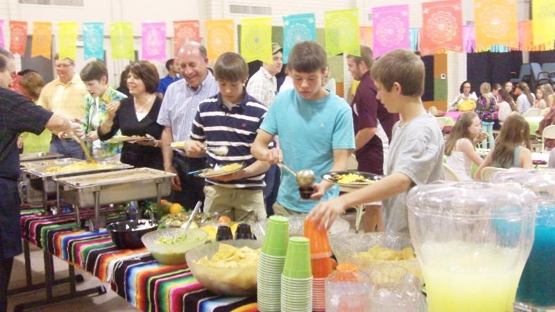Youth Banquet ~ fiesta ~ 2013