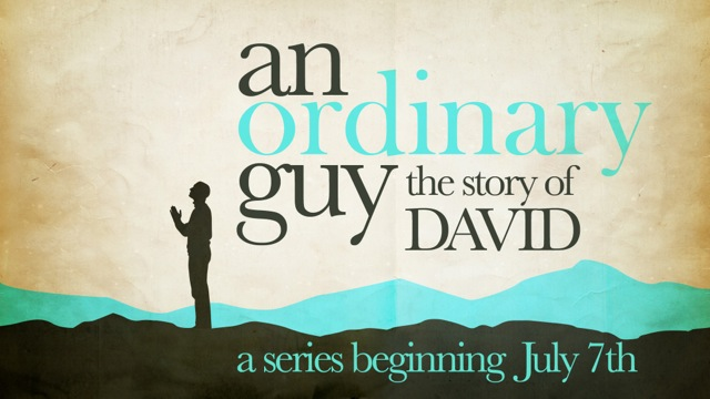 An ordinary guy the story of David