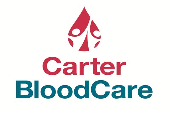 Carter Bloodcare logo