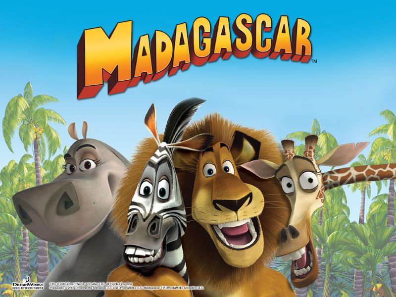 Madagascar ~ family movie night