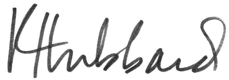 Kiki's signature
