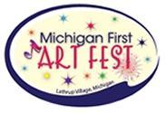 MichiganFirstArtFestlogo