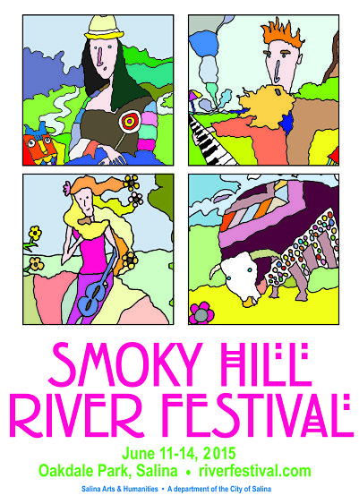 Smoky Hill River Festival Four Rivers Craft Show