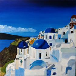 Santorini - Dome Mania