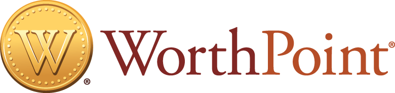 WorthPoint Logo Only - Clear