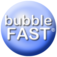 Bubblefast New Logo