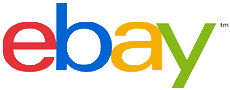 eBay New Logo Clear PNG
