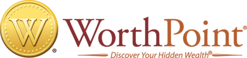 WorthPoint with Tagline Large