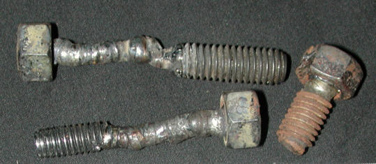 Removing Broken Bolt