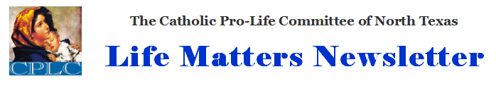 CPLC Life Matters Newsletter