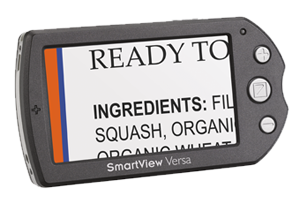 Smartview Versa Handheld Electronic Magnifier (Stock Photo)