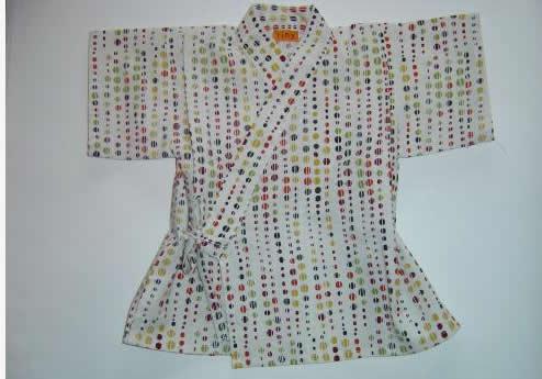 Plastic Pony Infant Kimono Top
