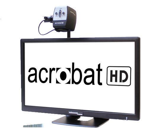 Acrobat HD (stock photo)