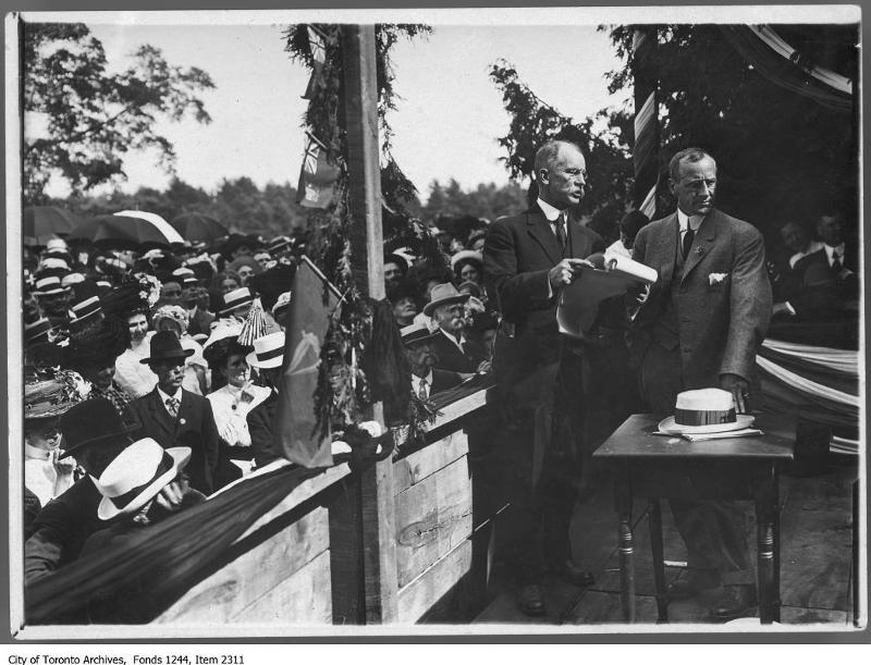 lennox picnic City of Toronto Archives