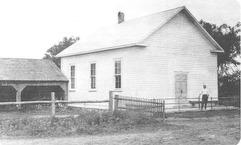 Ravenshoe Chapel 1890s